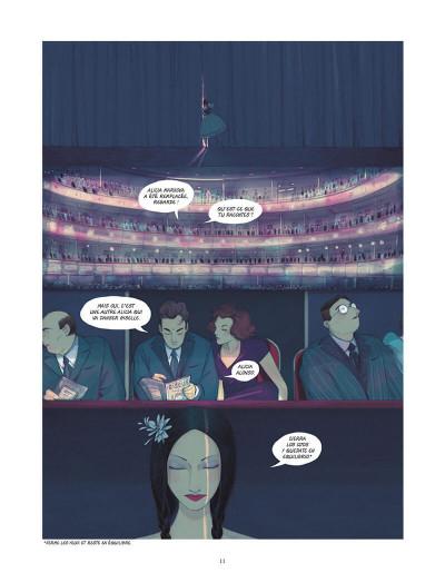 Page 0 Alicia - Prima ballerina assoluta