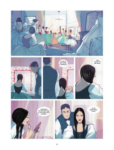 Page 9 Alicia - Prima ballerina assoluta