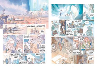 Page 2 Le château des étoiles - gazette tome 14