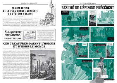 Page 3 Le château des étoiles - gazette tome 14