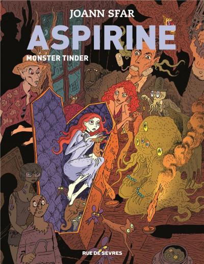 Couverture Aspirine tome 3