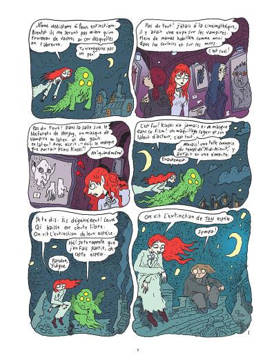 Page 5 Aspirine tome 3