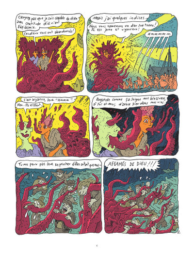 Page 6 Aspirine tome 3