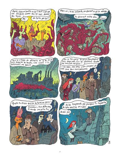 Page 7 Aspirine tome 3