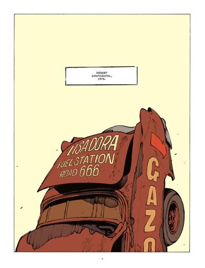 Page 4 Streamliner - intégrale