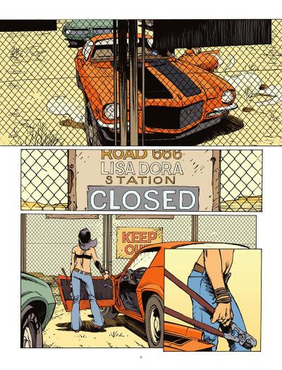 Page 7 Streamliner - intégrale