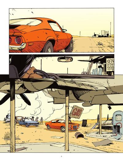 Page 9 Streamliner - intégrale