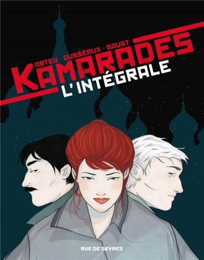 Couverture Kamarades -  intégrale