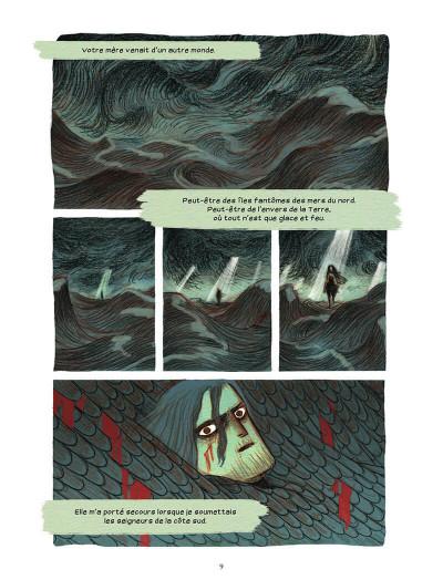 Page 4 Soeurs d'Ys - La malédiction du royaume englouti