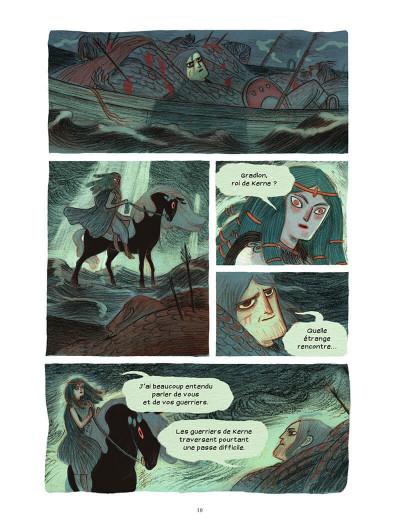 Page 5 Soeurs d'Ys - La malédiction du royaume englouti