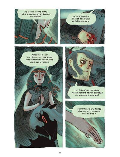 Page 6 Soeurs d'Ys - La malédiction du royaume englouti