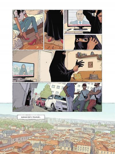 Page 0 Les fiancées du califat