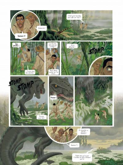 Page 3 Les chimères de Vénus tome 1 (grand format)