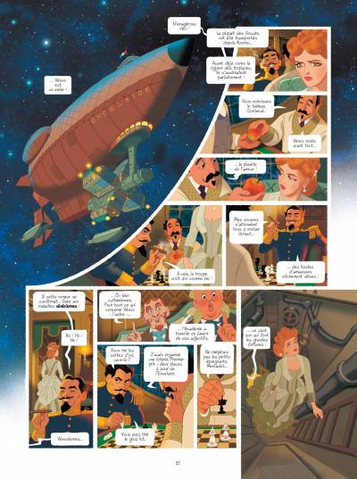 Page 4 Les chimères de Vénus tome 1 (grand format)