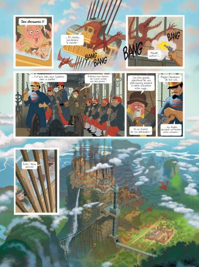 Page 6 Les chimères de Vénus tome 1 (grand format)