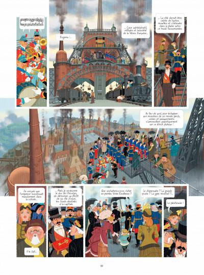 Page 7 Les chimères de Vénus tome 1 (grand format)