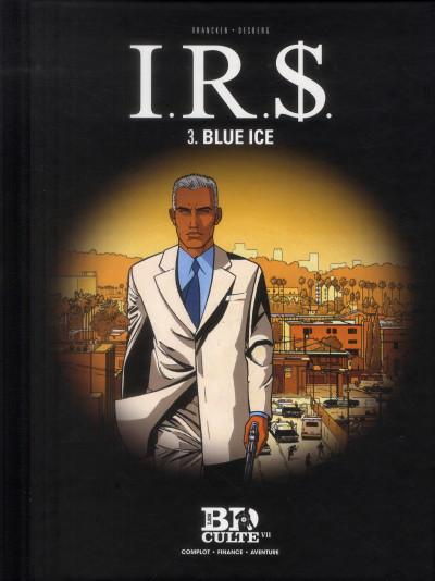 image de I.r.s. tome 3 : blue ice - volume 7