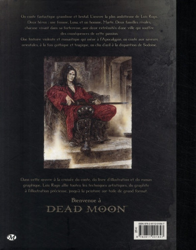 Dos dead moon