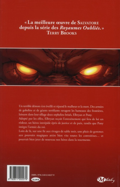 Dos demon wars tome 1 - l'éveil du démon