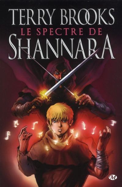 Couverture le spectre de Shannara