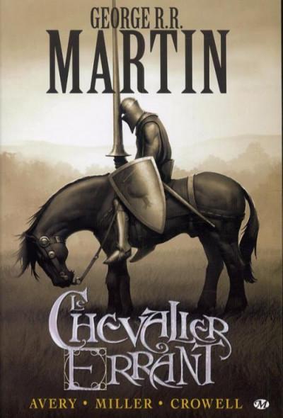 Couverture le chevalier errant tome 1 - préquelle au trône de fer