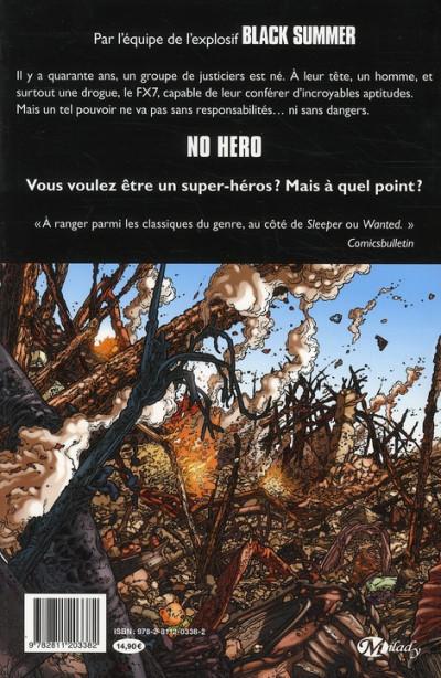 Dos no hero