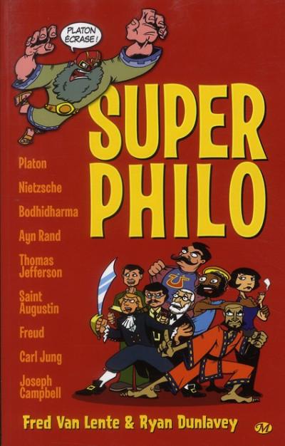 Couverture super philo