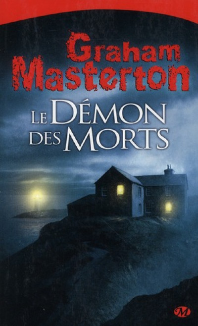 Couverture le demon des morts