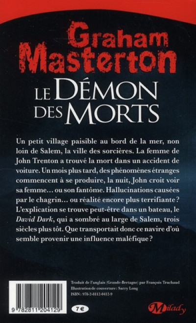 Dos le demon des morts