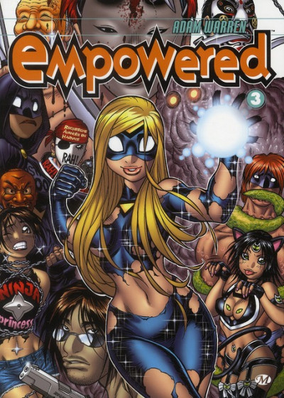 Couverture Empowered tome 3