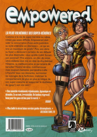 Dos Empowered tome 3