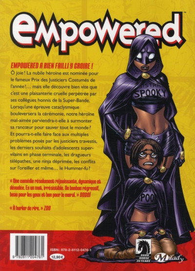 Dos Empowered tome 4