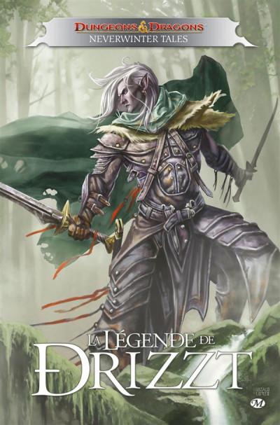 Couverture la légende de Drizzt HORS-SERIE ; neverwinter tales