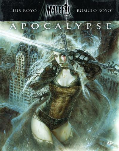 Couverture Malefic time tome 1 - apocalypse