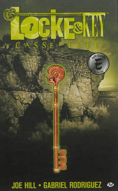 Couverture Locke & key tome 2