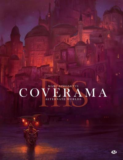 Couverture Artbook Coverama, Alternate Worlds