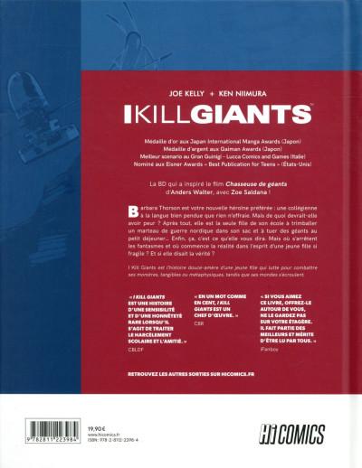 Dos I kill giants