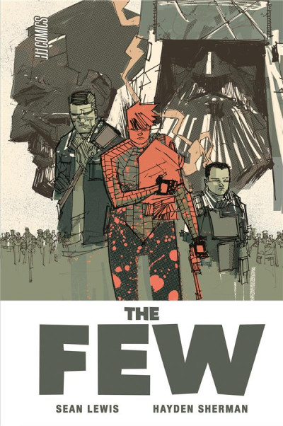 Couverture The few