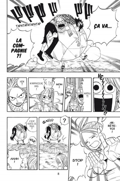 Page 9 fairy tail tome 5