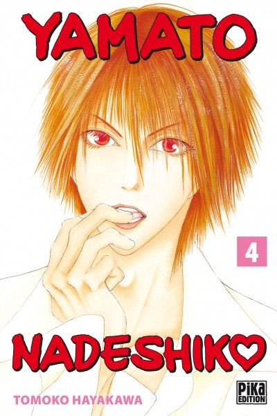 Couverture yamato nadeshiko tome 4