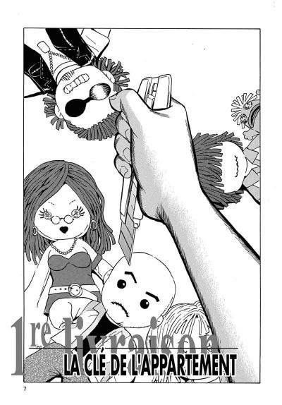 Page 8 kurosagi, livraison de cadavres tome 9