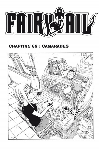 Page 4 fairy tail tome 9