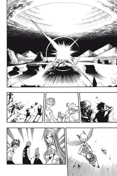 Page 5 fairy tail tome 9