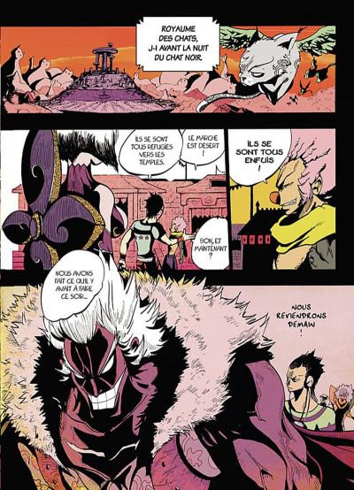 Page 7 dreamland tome 8 - mojo