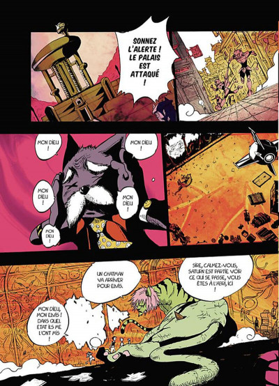 Page 8 dreamland tome 8 - mojo