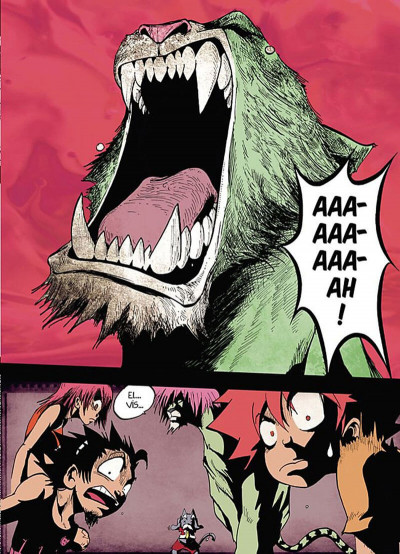 Page 9 dreamland tome 8 - mojo