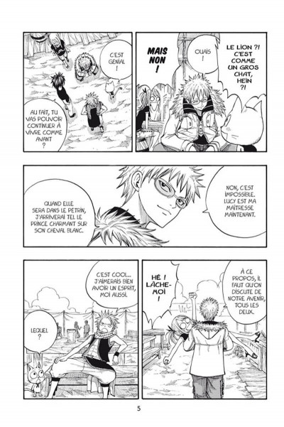 Page 6 fairy tail tome 10
