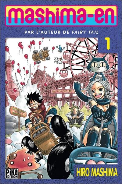 Couverture mashima-en tome 1