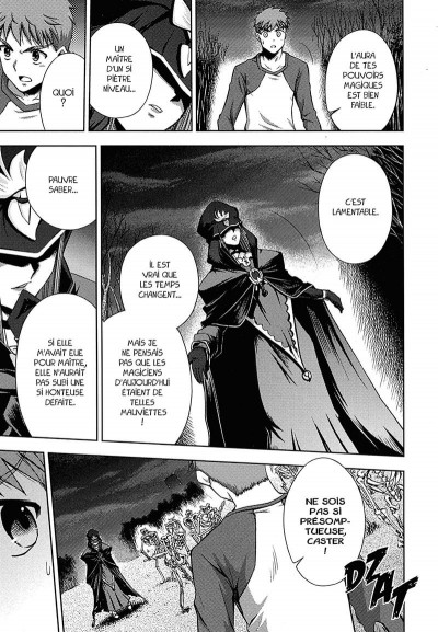 Page 8 fate stay night tome 4