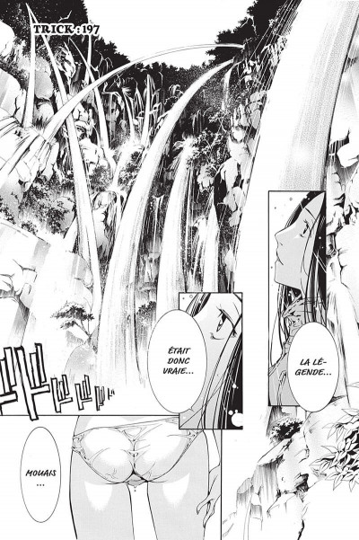 Page 8 Air gear tome 22